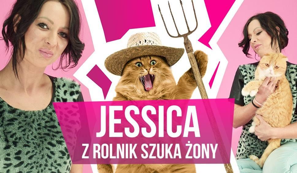 """Film do artykułu: Jessica z """"Rolnik szuka żony"""" zdradza swoje tajemnice. Zobacz, jak doi krowę z kotami!"""