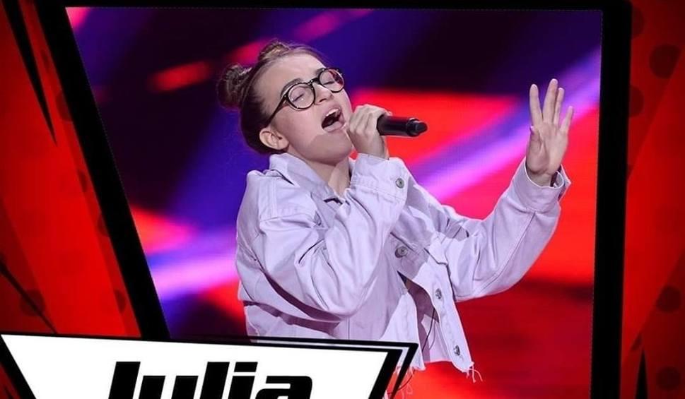 """Film do artykułu: Julia Tłuczkiewicz z Ostrowca stoczy """"bitwę"""" w programie """"The Voice Kids"""" [WIDEO]"""
