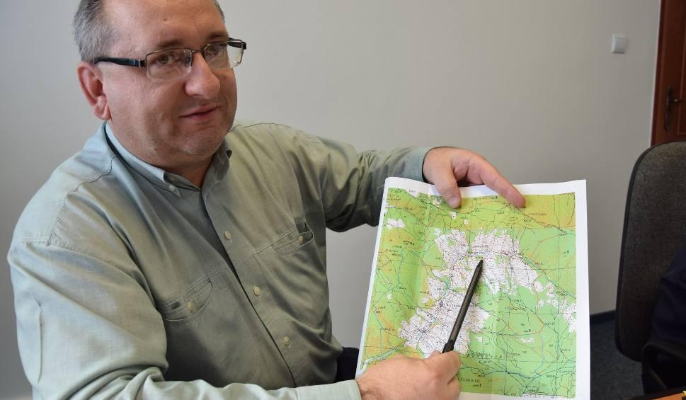 Film do artykułu: Uście Gorlickie:Będzie nowa wioska na mapie Gorlickiego