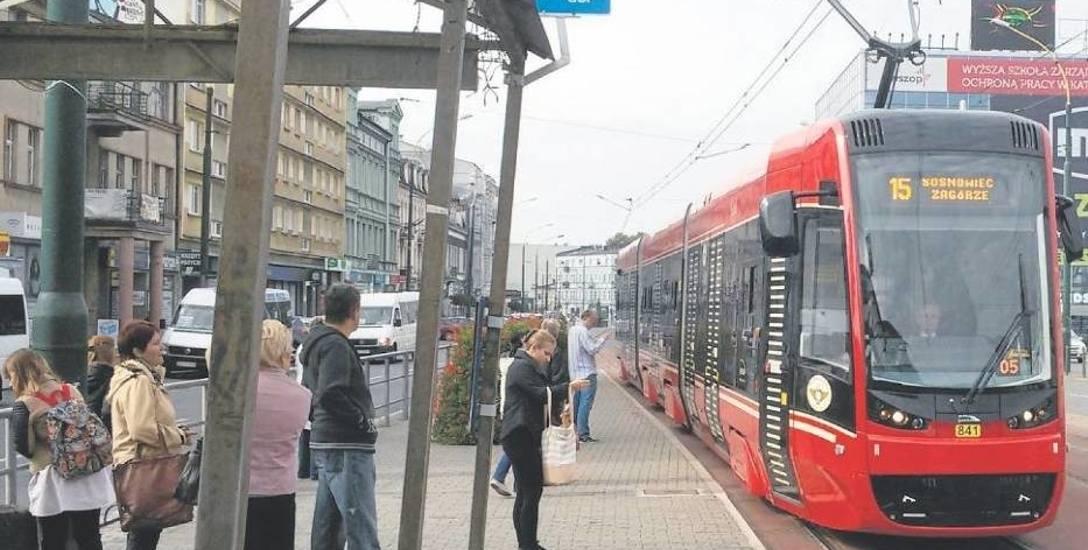 Tramwaje Śląskie budują i modernizują tory w Zagłębiu, w Dąbrowie Górniczej i Sosnowcu