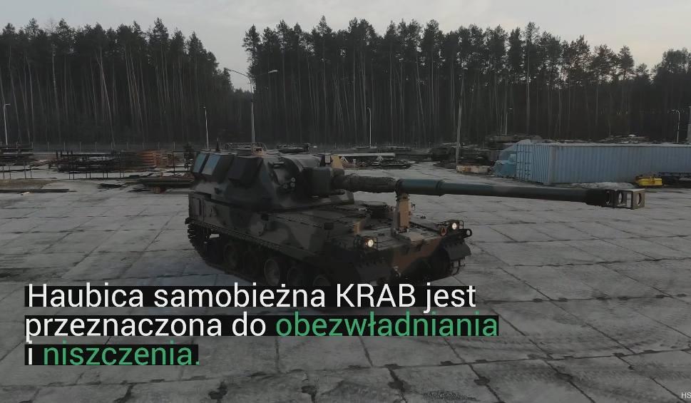 Film do artykułu: KRABY z Huty Stalowa Wola. Najwyższej klasy sprzęt wojskowy powstaje na Podkarpaciu