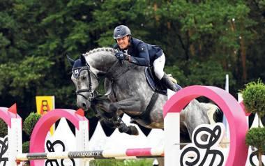 Podczas mistrzostw w Niemczech Bingo Boy był jedynym koniem z Polski