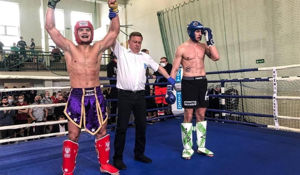 Film do artykułu: Lubuscy kickboxerzy zdobywali trofea na Mistrzostwach Polski Północnej