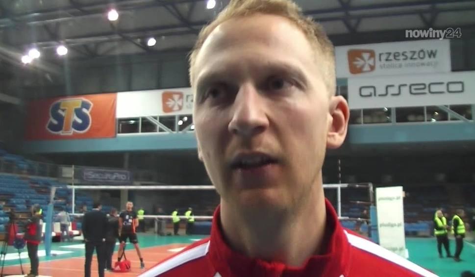 Film do artykułu: Atakujący Asseco Resovii, Jakub Jarosz przyznaje, że wbrew pozorom mecz z Jastrzębskim Węglem nie należał wcale do łatwych [WIDEO]