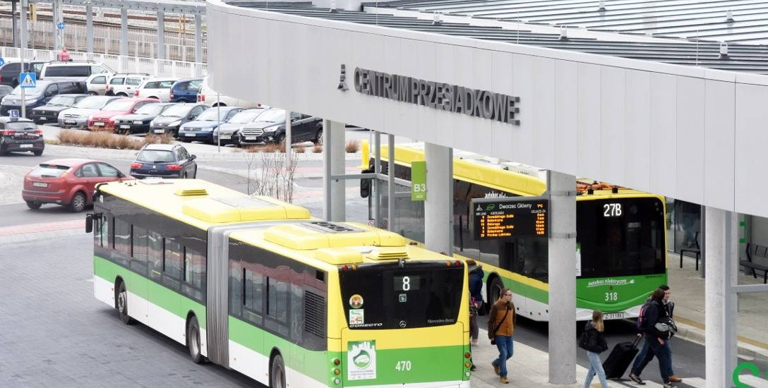 Z czasem coraz więcej osób znów korzysta z komunikacji miejskiej w Zielonej Górze