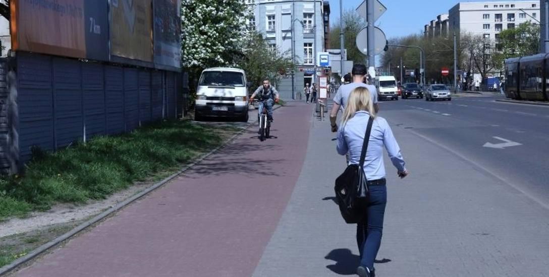 Po obu stronach ulic Zachodniej i Zgierskiej (od Manufaktury do ul. Julianowskiej) wybudowanych zostanie 3,5 km dróg rowerowych.