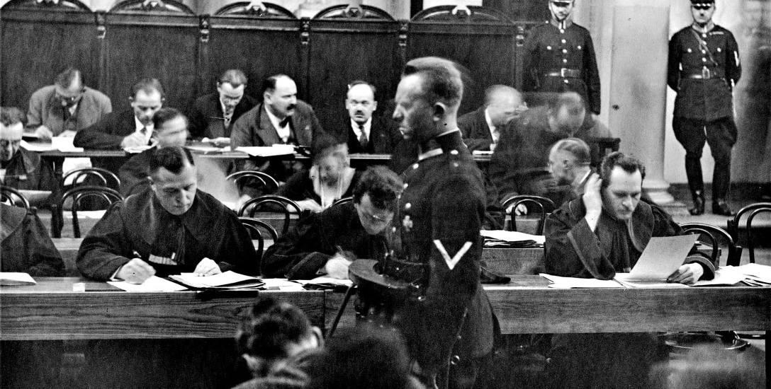 Tzw. proces brzeski, który wzbudzał w Polakach wielkie emocje, toczył się przed sądem w Warszawie