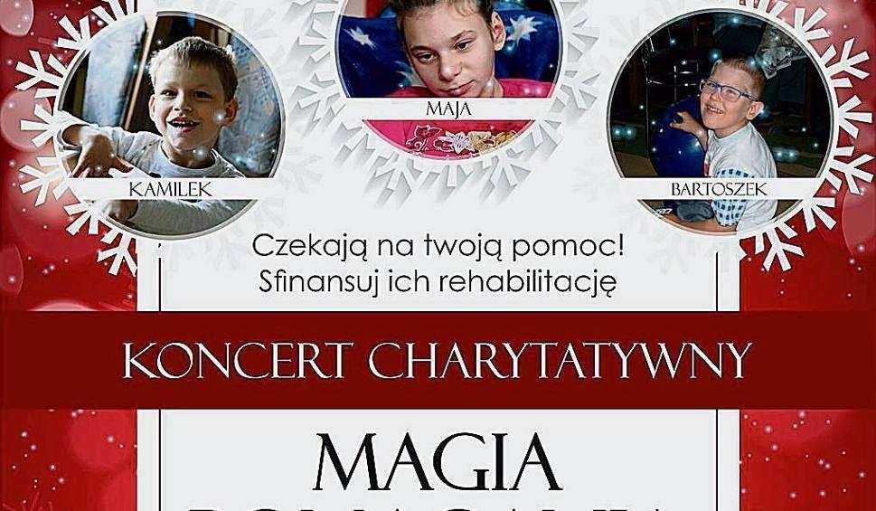 Film do artykułu: Wielki Koncert Charytatywny dla Mai, Kamilka i Bartoszka. Zobacz zapis transmisji