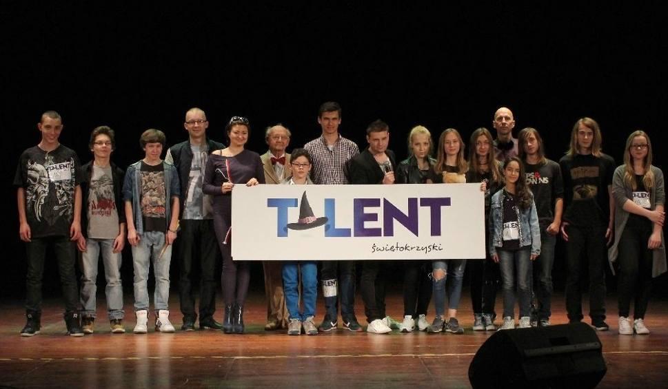 Film do artykułu: Talent Buski. Na castingu recytował nawet 88-latek! (WIDEO, zdjęcia)