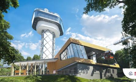 Kolej gondolowa i wieża widokowa nad zaporą w Solinie? Taki jest plan Polskich Kolei Linowych [ZDJĘCIA]