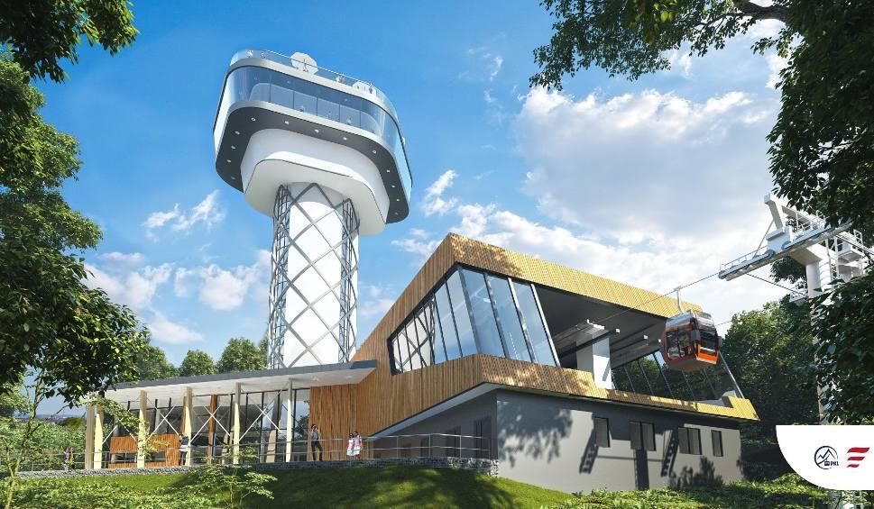Film do artykułu: Kolej gondolowa i wieża widokowa nad zaporą w Solinie? Taki jest plan Polskich Kolei Linowych [ZDJĘCIA]
