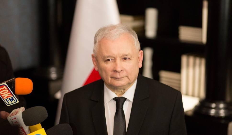 Film do artykułu: Saryusz-Wolski kandydatem rządu na lidera RE? Kaczyński: Spekulacji nie komentuję [VIDEO]