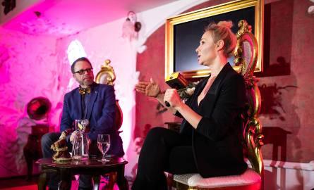 W niedzielę (16 grudnia) w ramach jubileuszowego sezonu cyklu Artyści w Bohemie Tomasz Raczek poprowadził rozmowę ze znaną polską aktorką teatralną i