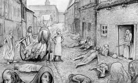 Ludzkość trapiona epidemiami skazana była na pewną zagładę