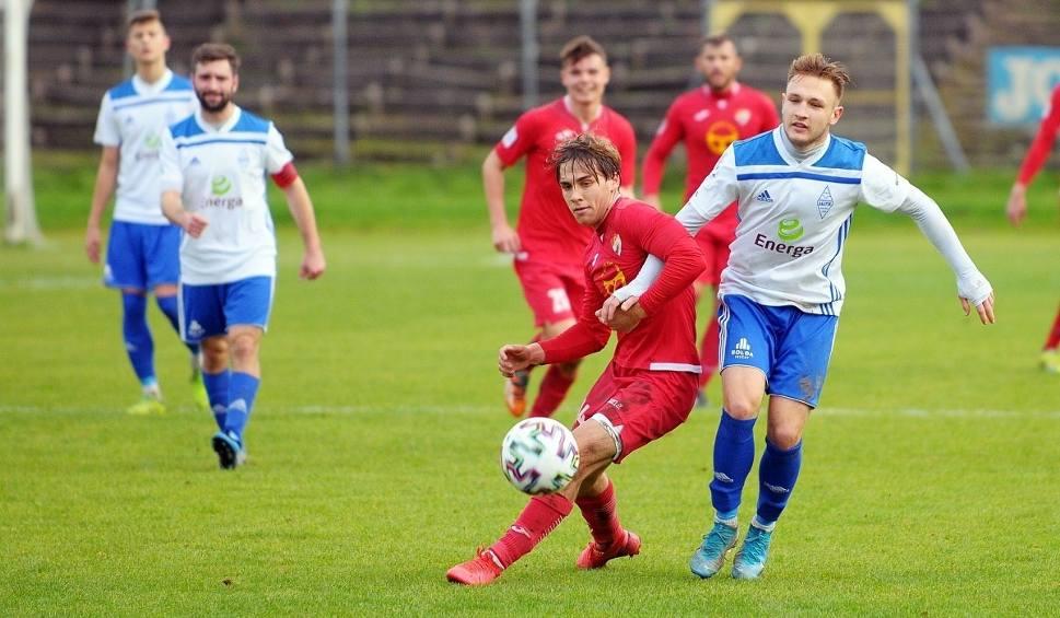 Film do artykułu: Gwardia Koszalin pokonała Bałtyk Gdynia 2:0 [ZDJĘCIA]
