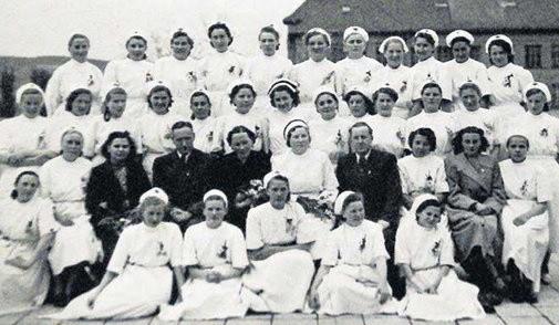 Na zdjęciu uczestnicy kursu dla pielęgniarek