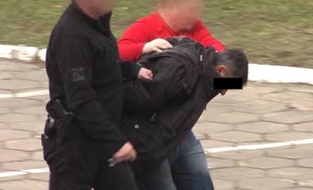 Napadł na placówkę bankową w Bydgoszczy, ale wpadł w ręce policji [zdjęcia, wideo]