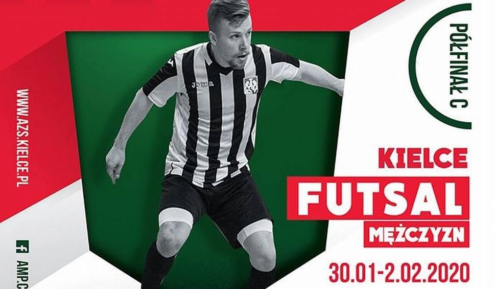 Film do artykułu: W piątek w Kielcach rusza turniej półfinałowy Akademickich Mistrzostw Polski w Futsalu