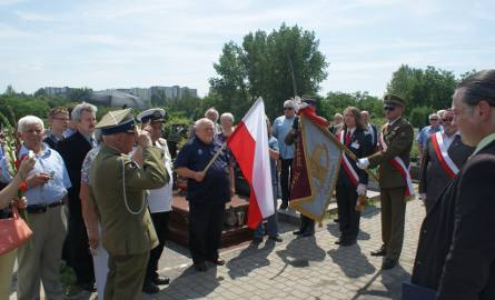 Sosnowiec - uroczystości z okazji XV rocznicy śmierci Edwarda Gierka