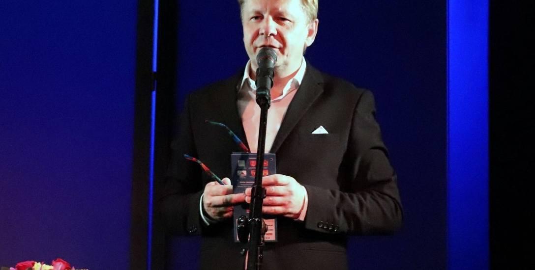 Jarosław Antoniuk był nie tylko dyrektorem 31. Międzynarodowego Festiwalu Teatralnego Walizka, ale też jego organizatorem
