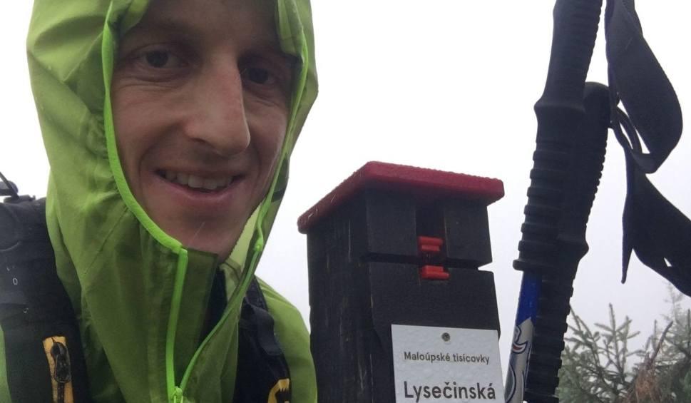 Film do artykułu: Paweł Pabian z Krasnego w trzynaście dni zdobył 80 szczytów. Pobił rekord! [ZDJĘCIA]