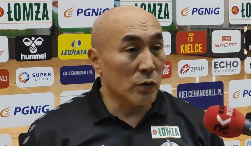 Film do artykułu: Trener Łomża Vive Kielce Talant Dujszebajew po meczu z Górnikiem Zabrze:  Ja już jestem cheerleaderką tych chłopaków!