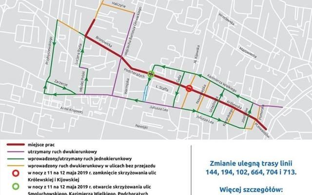 Budowa Trasa Lagiewnicka Dziennikpolski24 Pl