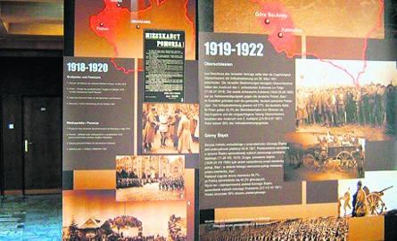 Góra św. Anny - ekspozycje w Muzeum Powstań Śląskich