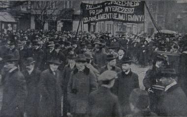 99 lat praw wyborczych Polek