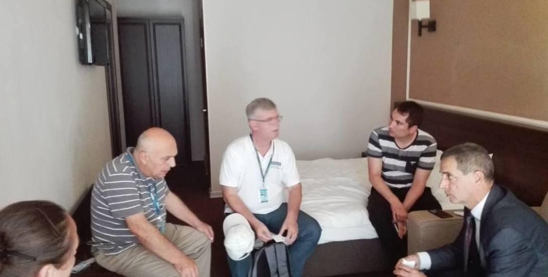 Jan Rulewski był uwięziony w Odessie