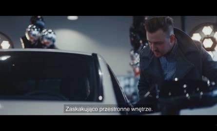 Pierunie! Nowy merol we Sosnowcu. Śląska reklama mercedesa to hit