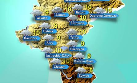 Prognoza pogody na 23 lutego