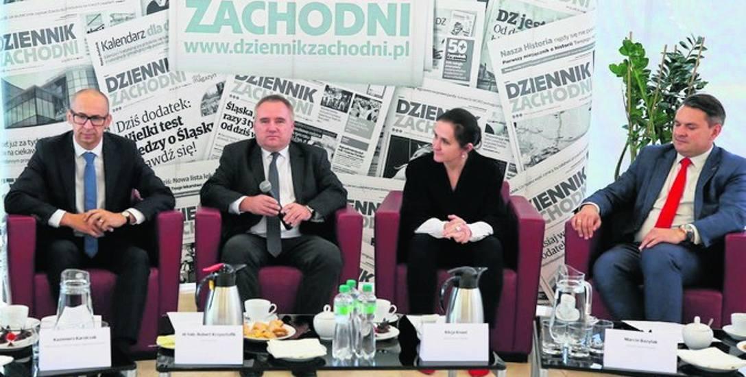 W naszej debacie wzięli udział samorządowcy, liderzy opinii, eksperci. Przysłuchiwała się jej młodzież z II LO w Sosnowcu