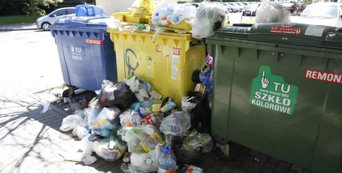 Przygotujmy się na duże podwyżki opłat za śmieci