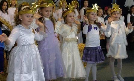 Dzieci ze Szkoły Podstawowej w Kańkowie wystawiły jasełka