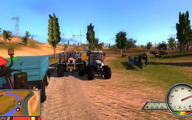 Farm Machines Championships 2014: Mój traktor jest jak Ferrari (wideo)