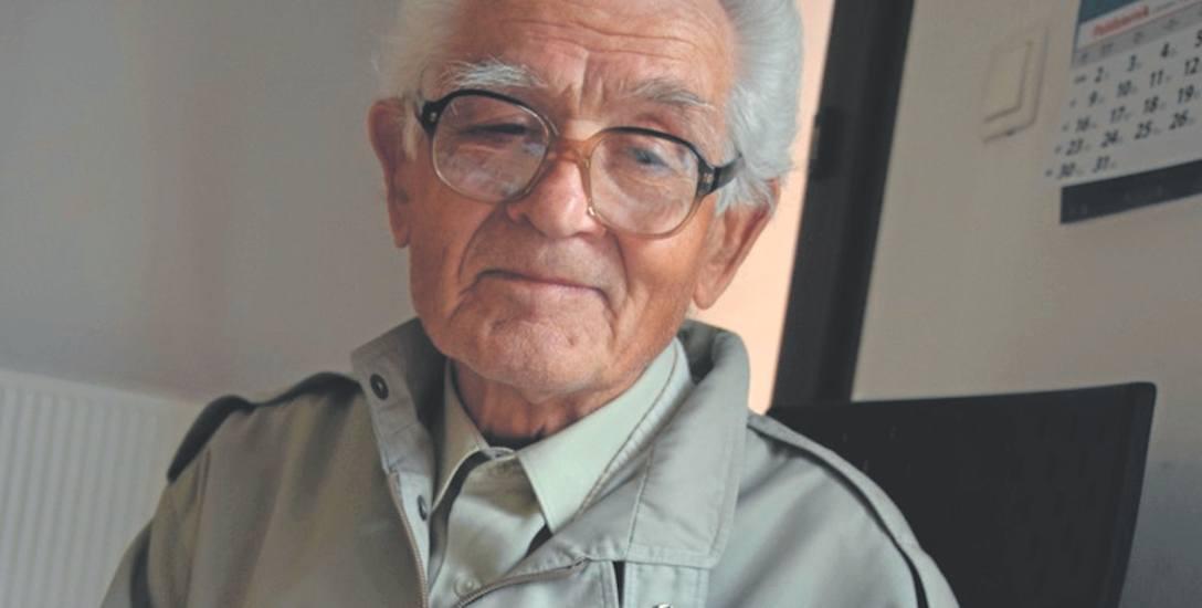 Franciszek Przytomski zastanawia się, czy jest w Nowej Soli inna tak liczna rodzina z tradycjami wojskowymi