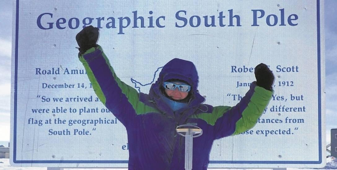 Samotnych 70 dni i nocy na środku Antarktydy
