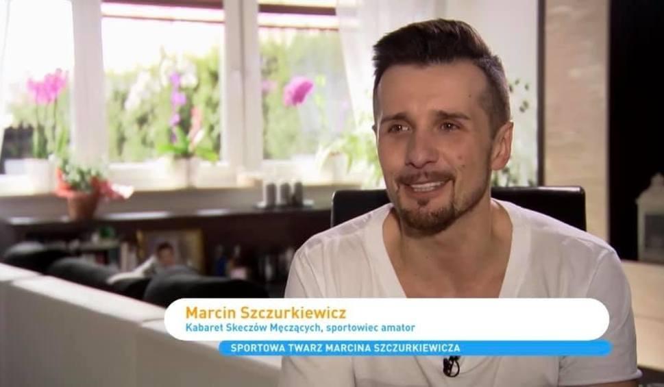 Film do artykułu: Marcin Szczurkiewicz z Kabaretu Skeczów Męczących z Kielc w Dzień Dobry TVN. Mówił o morderczych biegach [WIDEO]