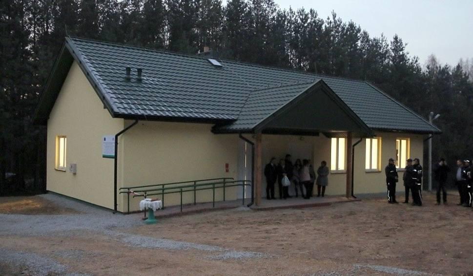 Film do artykułu: Nowo wybudowana świetlica w Kopaninie już otwarta. Zobacz jak się prezentuje [ZDJĘCIA]