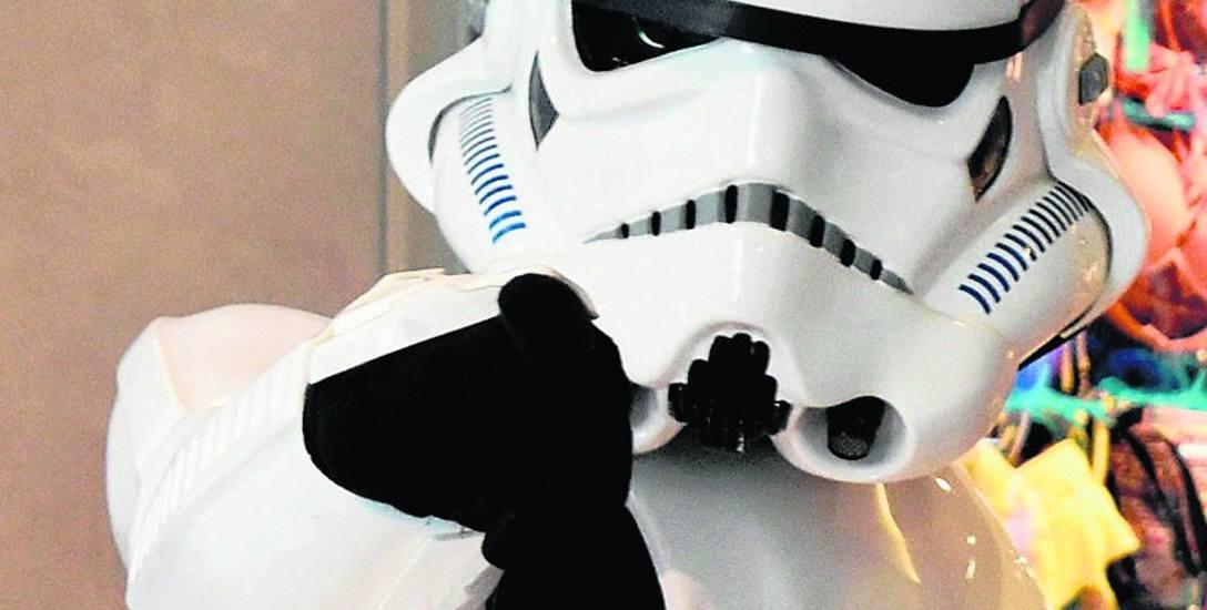 """To nie fantastyka, ale realne zamierzenia Lubuskiego - mógłby powiedzieć szturmowiec z """"Gwiezdnych wojen"""" o Parku Technologii Kosmicznych"""