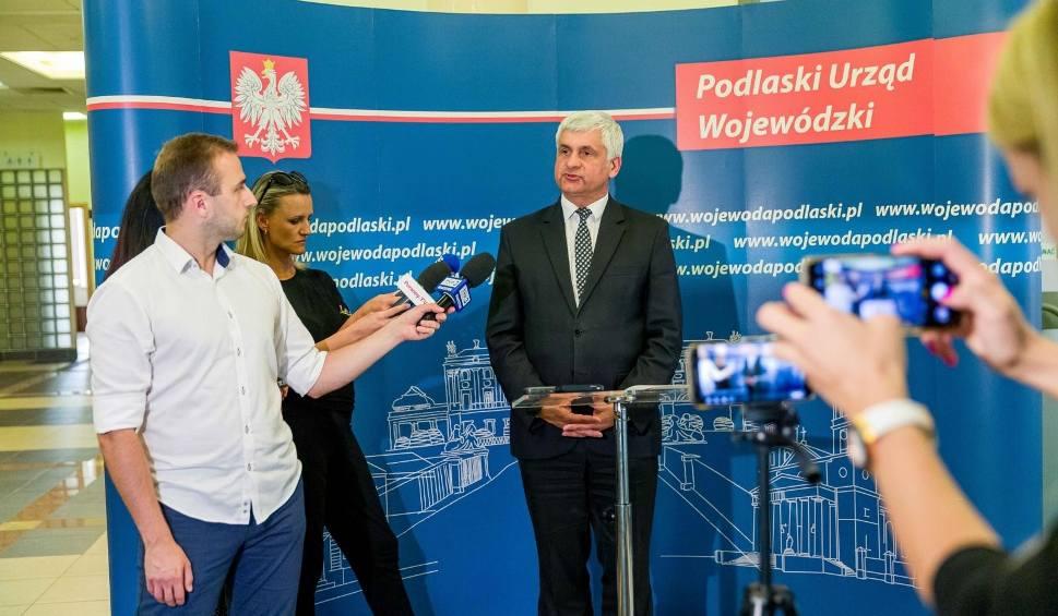 Film do artykułu: Podlaskie. 353,5 mln złotych trafi w tym roku na drogi lokalne (zdjęcia, wideo)