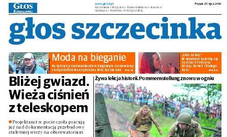 """Nowy """"Głos Szczecinka"""" już w piątek [wideo]"""