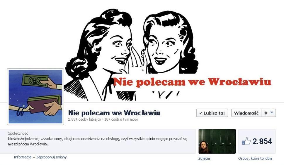 Nie Polecam We Wrocławiu Mieszkańcy Podpowiadają Których Miejsc