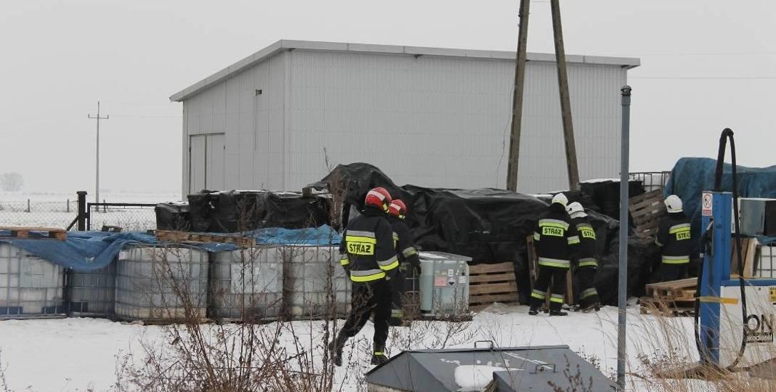 W Pogorzeli może się znajdować nawet 500 ton odpadów.