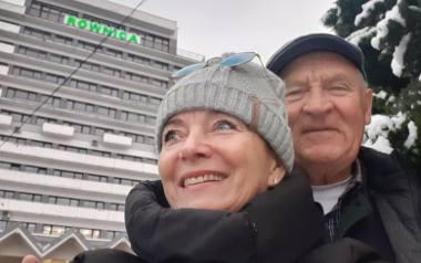 """Iwona Mazurkiewicz i Gerard Makosz wrócili do Uzdrowiska Ustroń, gdzie rozpoczęli wspólną przygodę w programie """"Sanatorium Miłości""""."""