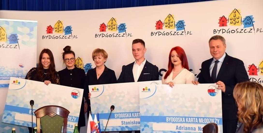 Bydgoska Karta Młodzieży została uruchomiona z początkiem kwietnia tego roku.