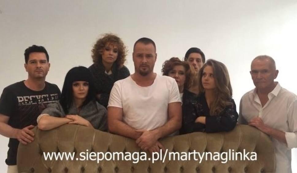 Film do artykułu: 5-letnia Martynka ma nowotwór. Potrzebuje pomocy!