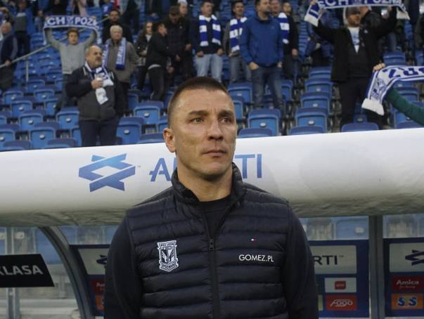 Lech Poznań nie przedłuży kontraktu z Maciejem Gajosem.