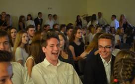 Szkolna uroczystość w Zespole Szkół Ogólnokształcących w Głogowie [ZDJĘCIA]